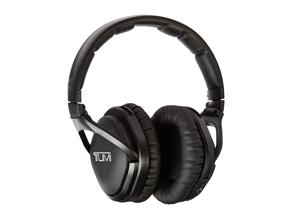 TUMI Wireless Noise Cancelling Headphones (Black) Headphones