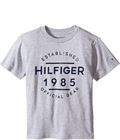 Tommy Hilfiger Kids - Hermes Short Sleeve Tee (Toddler/Little Kids)