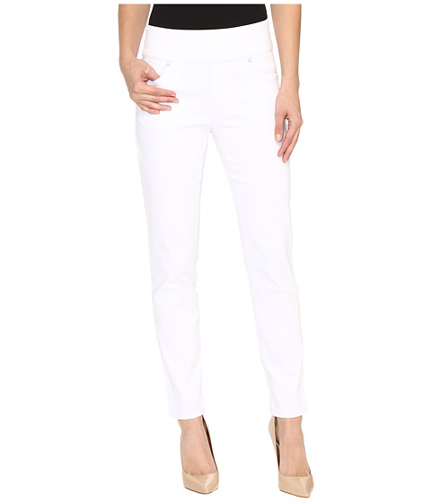 FDJ French Dressing Jeans Pull-On Slim Ankle in White - White