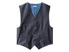 Calvin Klein Kids - Cross Hatch Slub Vest (Big Kids)