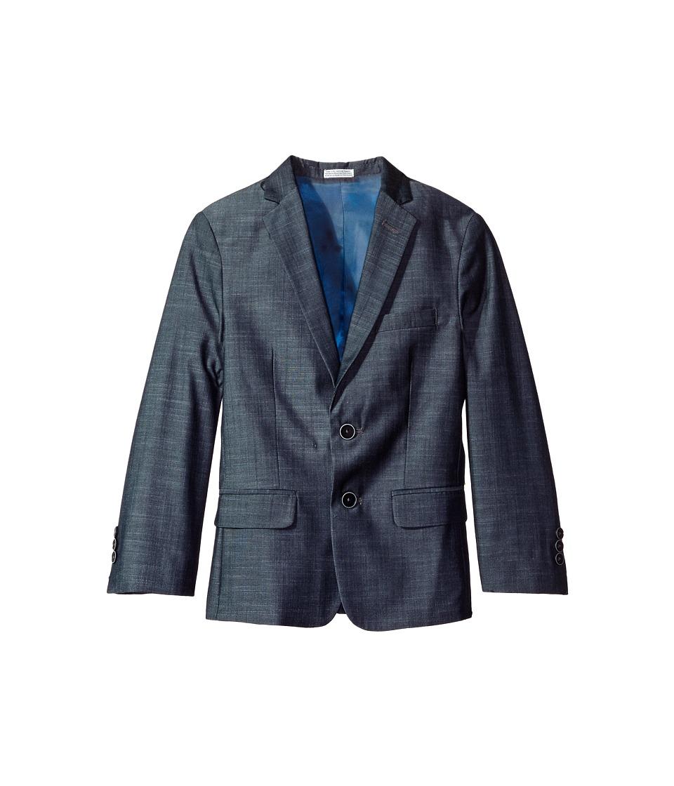 Calvin Klein Kids - Cross Hatch Slub Jacket