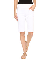 FDJ French Dressing Jeans - D-Lux Denim Pull-On Bermuda in White
