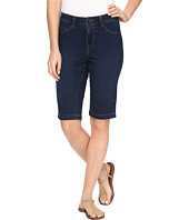 FDJ French Dressing Jeans - Comfy Denim Wonderwaist Olivia Bermuda in Indigo