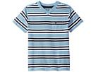Tommy Hilfiger Kids - Bruce Stripe Crew Tee with Pocket (Toddler/Little Kids)