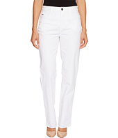 FDJ French Dressing Jeans - Petite Sedona Suzanne Straight Leg in White