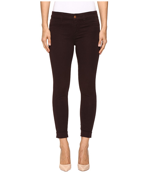 J Brand Anja Cuffed Crop in Snifter
