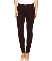 J Brand - Mid-Rise Skinny in Blackberry