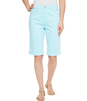 FDJ French Dressing Jeans - Sateen Suzanne Bermuda in Aqua