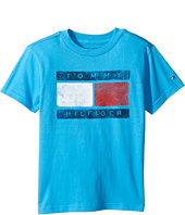 Tommy Hilfiger Kids - Tommy Flag Tee (Toddler/Little Kids)