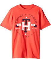 Tommy Hilfiger Kids - Circa Mark Tee (Big Kids)