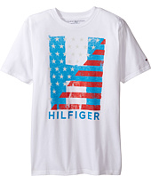 Tommy Hilfiger Kids - Homeroom Tee (Big Kids)
