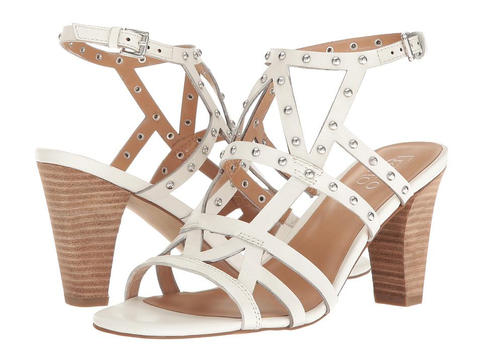 Franco Sarto Calesta (White Leather) Women