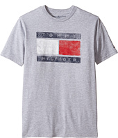 Tommy Hilfiger Kids - Tommy Flag Tee (Big Kids)
