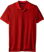 Tommy Hilfiger Kids - Stripe Stretch Synthetic Polo (Big Kids)