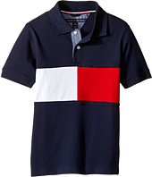 Tommy Hilfiger Kids - Gary Stretch Polo (Big Kids)