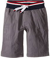 Tommy Hilfiger Kids - Signature Pull-On Shorts (Toddler/Little Kids)