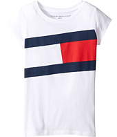 Tommy Hilfiger Kids - Flag Tee (Big Kids)
