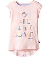 Tommy Hilfiger Kids - Awesome Graphic Tee (Toddler)