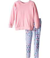 Splendid Littles - Whipstitch Pullover with Printed Leggings (Little Kids)