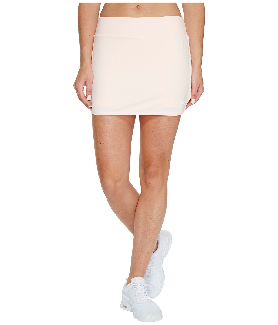 Nike Pure Skirt (Sunset Tint/White) Women