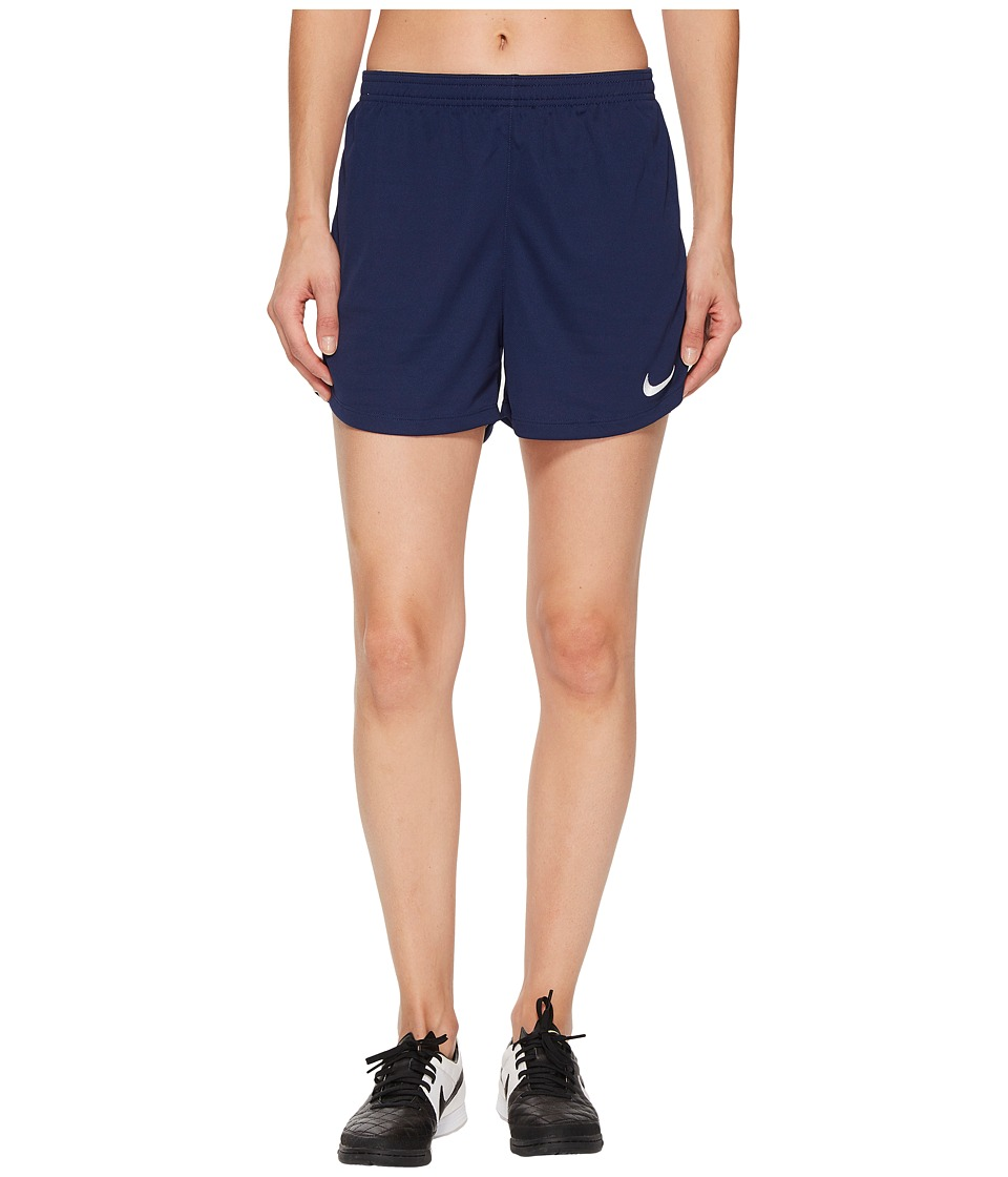 Nike Dry Academy Soccer Short (Binary Blue/White/White) Women