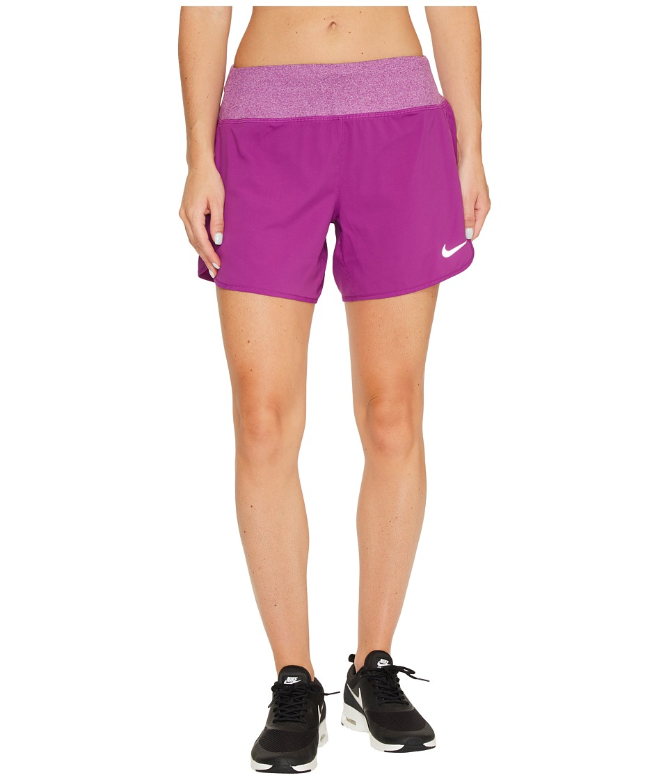 Nike Flex 5 Running Short (Bold Berry) Women