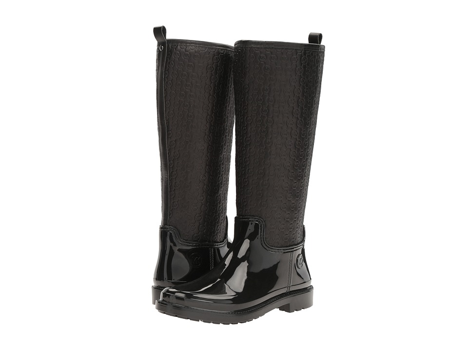 MICHAEL Michael Kors Blakely Rain Boot (Black) Women