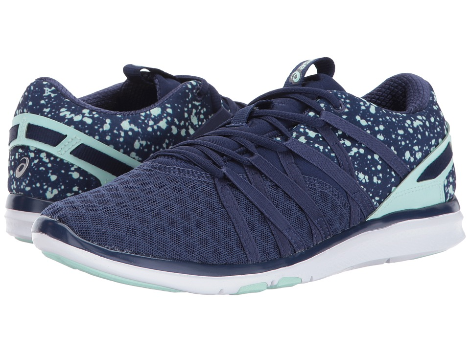 Asics Gel-Fit YUI (Indigo Blue/Glacier Sea/Silver) Women'...