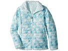The North Face Kids Reversible Mossbud Swirl Jacket (Little Kids/Big Kids)