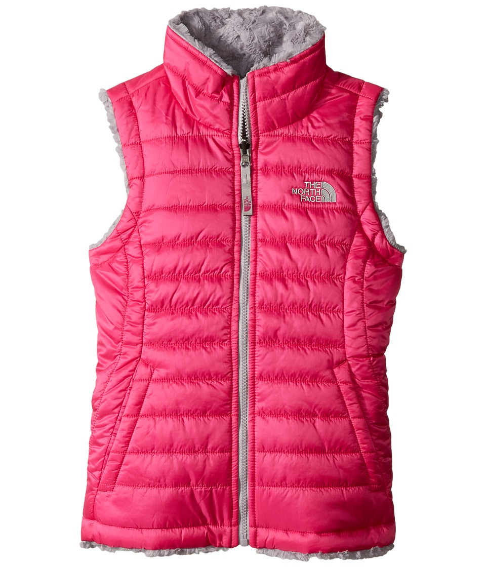 North Face Reversible Mossbud Swirl Vest (Little Kids/Big...