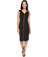 Calvin Klein - Zipper Front Sheath Dress CD7M1E8U