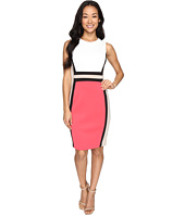 Calvin Klein - Color Block Sheath Dress CD6M1V5K