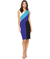 Calvin Klein - Color Block Sheath Dress CD7C101D