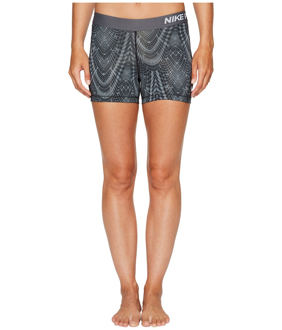 Nike Pro Training Short (Black/Cool Grey/Dark Grey/White) Women