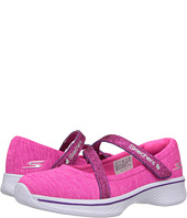SKECHERS KIDS - Go Walk 4 81139L (Little Kid/Big Kid)