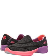 SKECHERS KIDS - Go Walk 4 81145L (Little Kid/Big Kid)