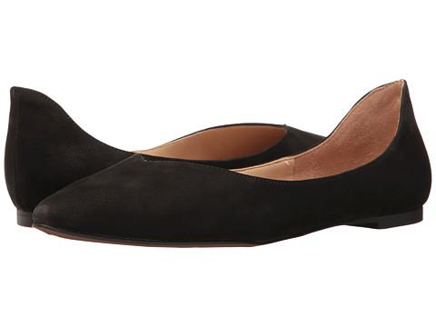 Franco Sarto Shimmy - Black Leather