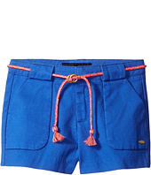 Tommy Hilfiger Kids - Woven Shorts with Belt (Little Kids/Big Kids)