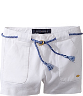 Tommy Hilfiger Kids - Woven Shorts with Belt (Little Kids)