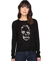 ROMEO & JULIET COUTURE - Long Sleeve Knit Nailhead Shirt