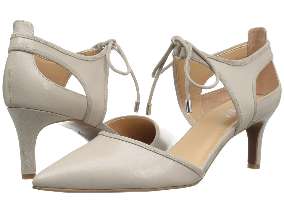 Franco Sarto Darlis (Satin Taupe Leather) High Heels