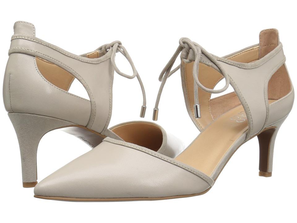 Franco Sarto Darlis (Satin Taupe Leather) High Heels