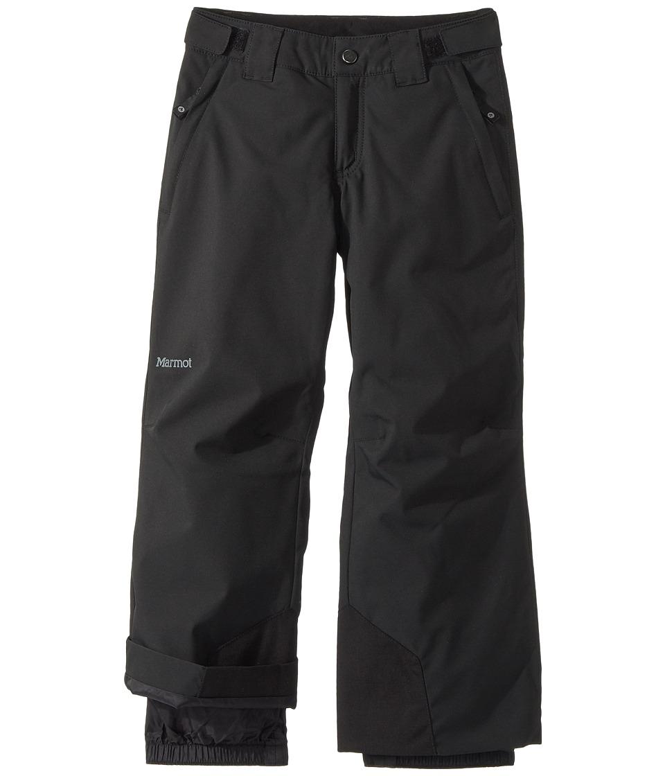 Marmot Kids - Vertical Pants (Little Kids/Big Kids) (Black 1) Boys Casual Pants