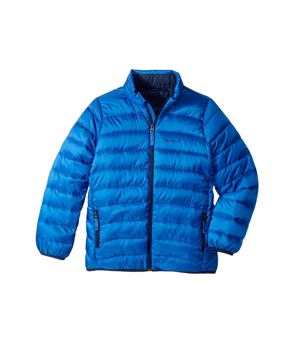 Marmot Kids - Tullus Jacket (Little Kids/Big Kids) (True Blue) Boys Coat