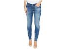 Mavi Jeans - Serena Low Rise Ankle Skinny in Flower Laser
