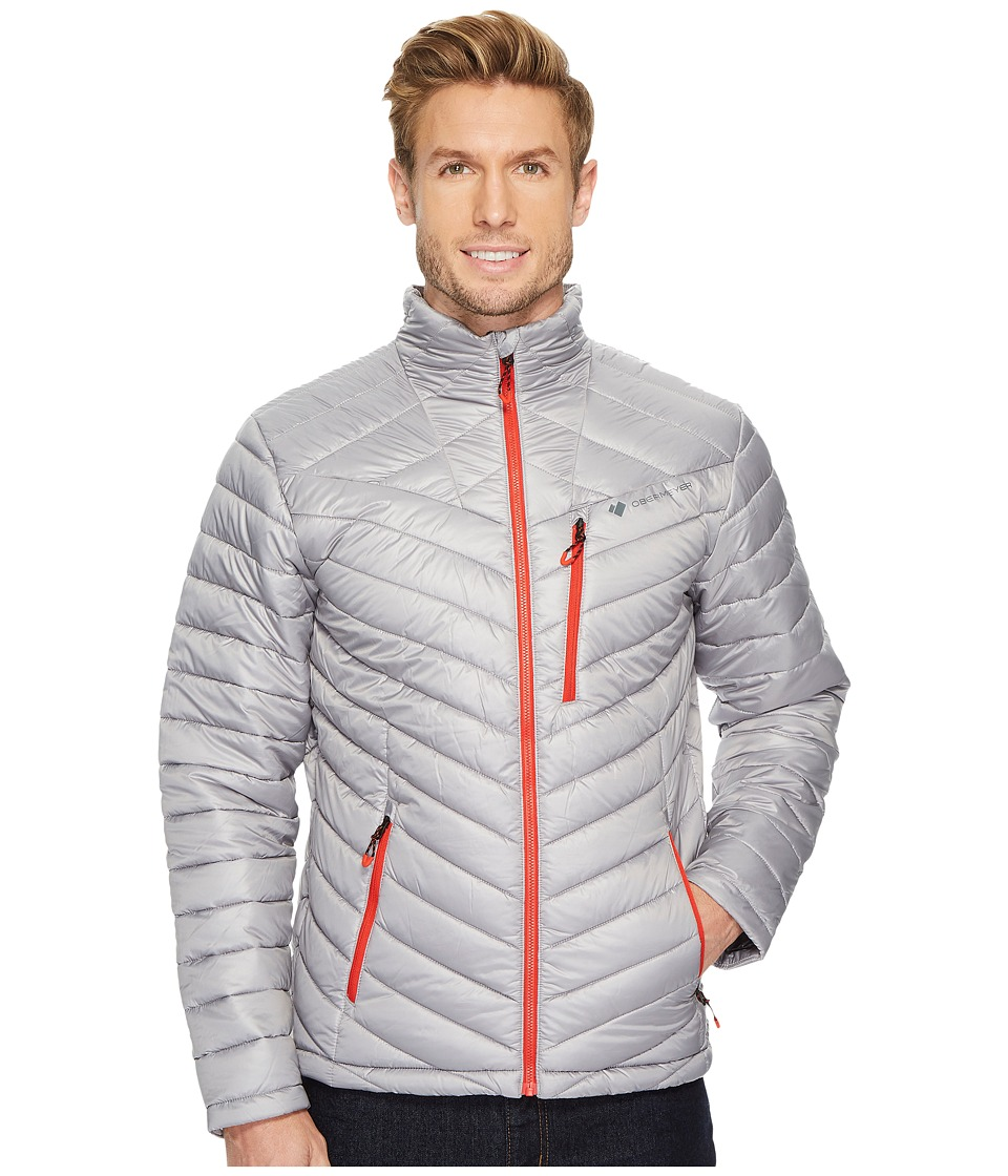 Obermeyer - Hyper Insulator Jacket (Overcast) Mens Coat