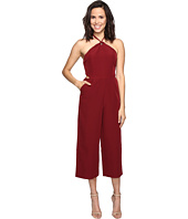 ROMEO & JULIET COUTURE - Halter Cross Strap Jumpsuit
