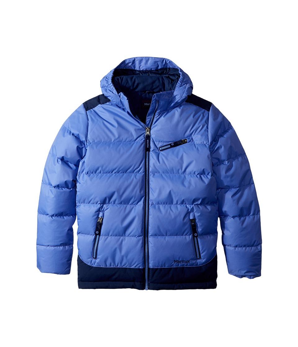 Marmot Kids Sling Shot Jacket (Little Kids/Big Kids) (Lilac/Arctic Navy) Girl