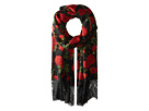Betsey Johnson - Avantgard Rose Wrap