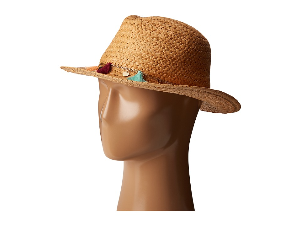 SCALA - Toyo Safari with Tassels (Tea) Safari Hats
